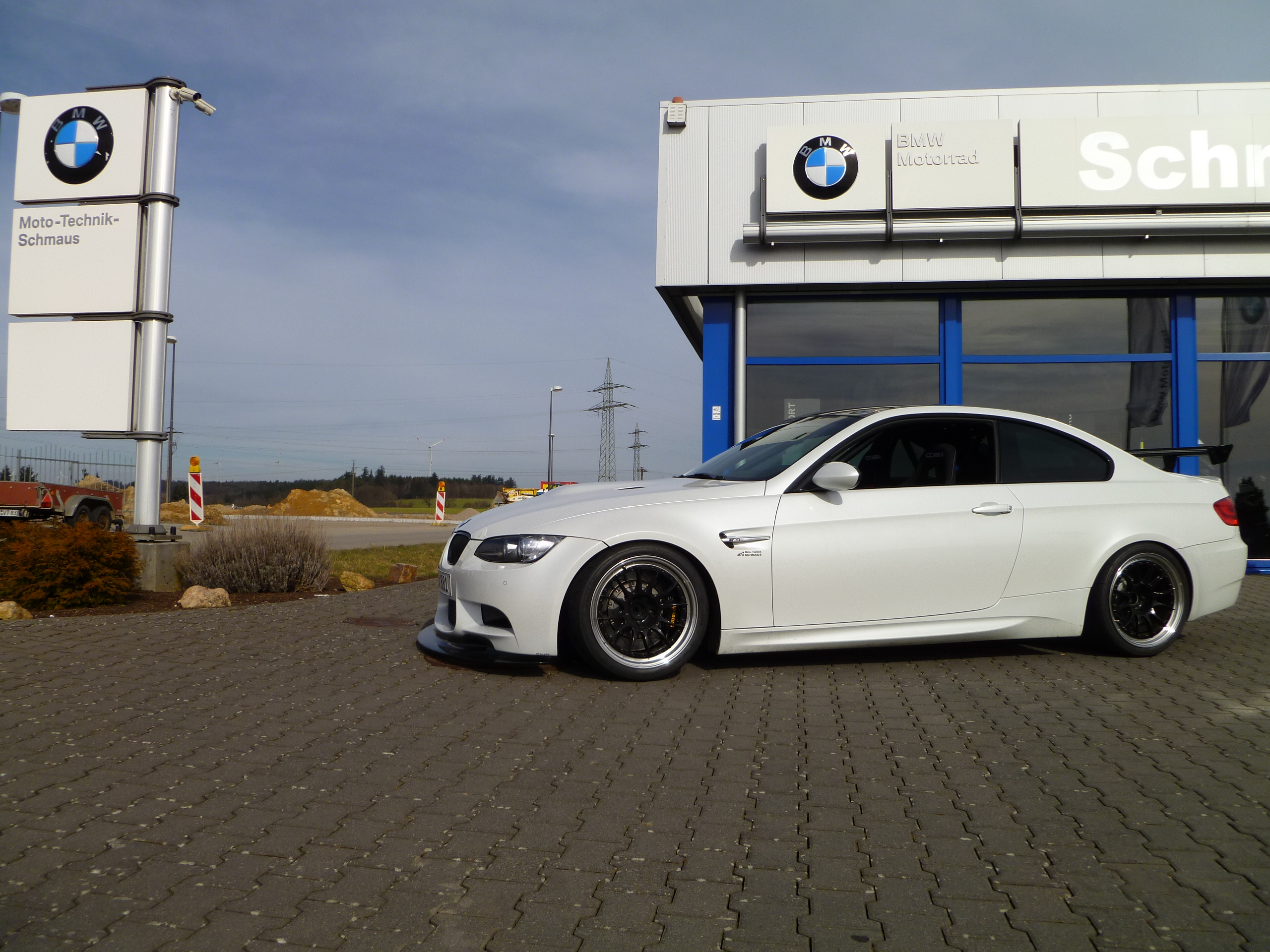 Sonderumbau BMW M3 E92 AS